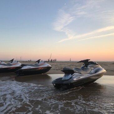 Soulac-sur-Mer, Gironde (33) - Jet ski Scooter des mers