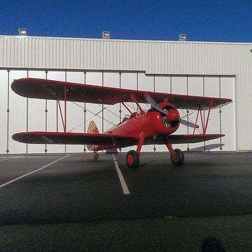 Aérodrome de Meaux-Esbly, Seine et marne (77) - Baptême de l'air avion