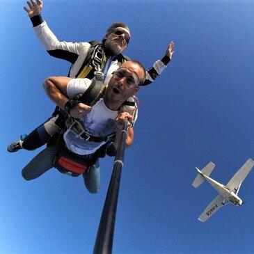 Saut en Parachute à Abbeville - Baie de Somme