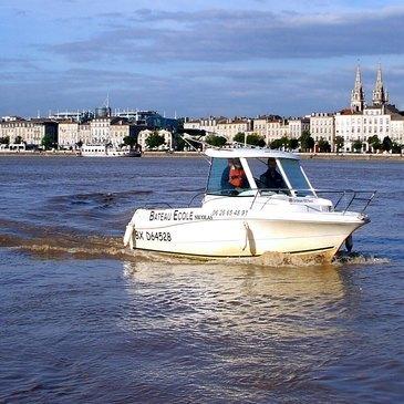 Permis Bateau à Bordeaux