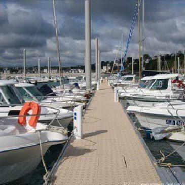 Balade en bateau, département Côtes-d'Armor