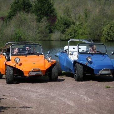 Quad & Buggy en région Basse-Normandie