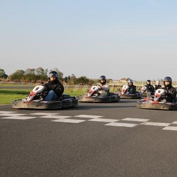 Journée Karting dans le Calvados