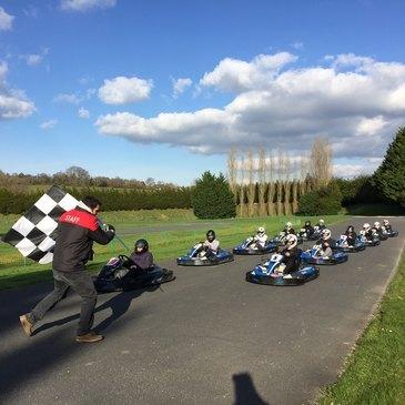 Karting en région Basse-Normandie