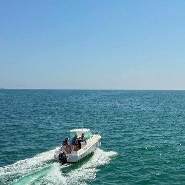 Permis bateau en région Languedoc-Roussillon