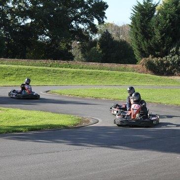 Sessions de Karting à Deauville