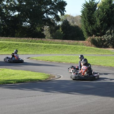 Sessions de Karting à Ouistreham