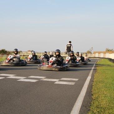 Karting, département Calvados
