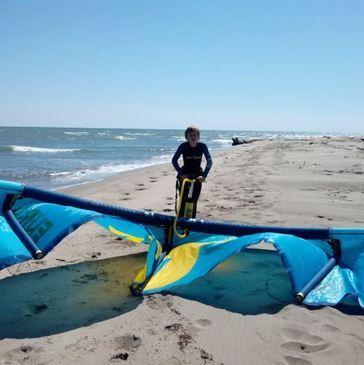 Port-Saint-Louis-du-Rhône, Bouches du Rhône (13) - Surf et Sport de Glisse