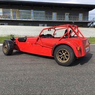 Stage de Pilotage Lotus et Caterham en région Rhône-Alpes