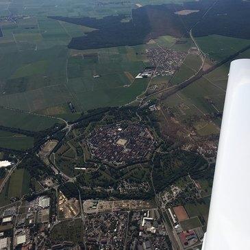 Baptême en avion de voltige en région Alsace