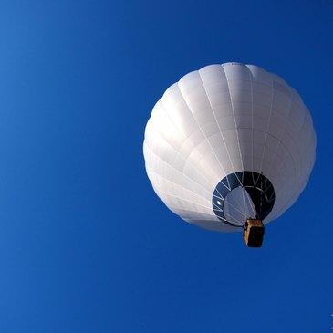Baptême de l'air montgolfière, département Haute Garonne
