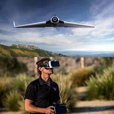 Pilotage de Drone en Immersion 3D à Villefranche-sur-Saône