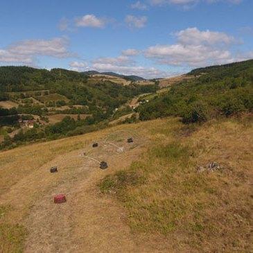 Pilotage de Drone, département Rhône