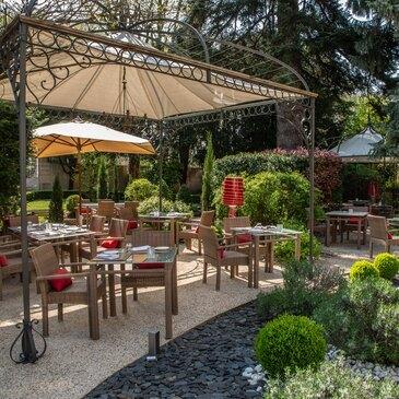 Week-End Gourmand à l'Hostellerie Cèdre & Spa et Visite de Beaune