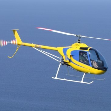Initiation au Pilotage d'Hélicoptère ULM à Perpignan