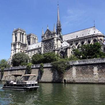 Paris, Paris (75) - Balade en bateau