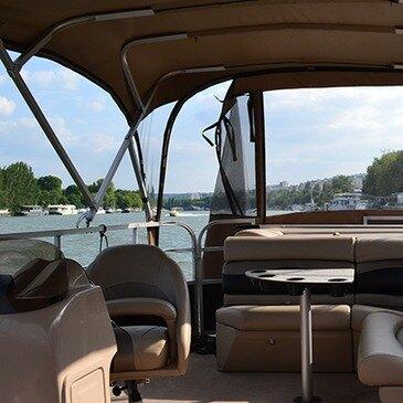 Balade en bateau proche Paris