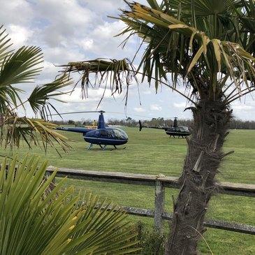Baptême Privatif en Hélicoptère à Sarlat