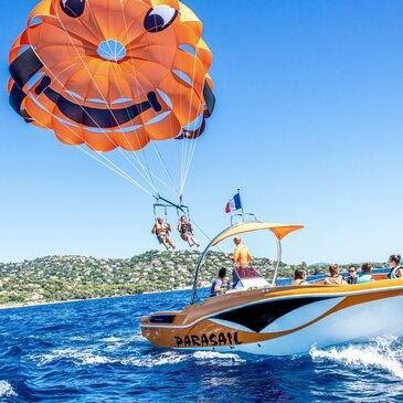 Parachute Ascensionnel à Sainte-Maxime