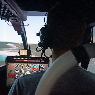 Simulateur de Vol en Hélicoptère à Metz