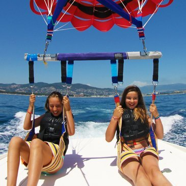 Parachute Ascensionnel à Cannes