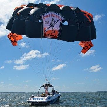 Parachute Ascensionnel à Arcachon