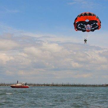 Parachute Ascensionnel, département Gironde