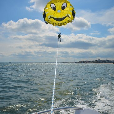 Arcachon, Gironde (33) - Parachute Ascensionnel