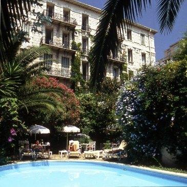 Week-end dans un Hôtel de Charme à Nice