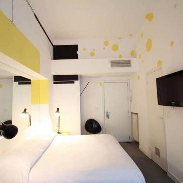 Week-end dans un Hôtel de Charme à Nice en région Provence-Alpes-Côte d'Azur et Corse