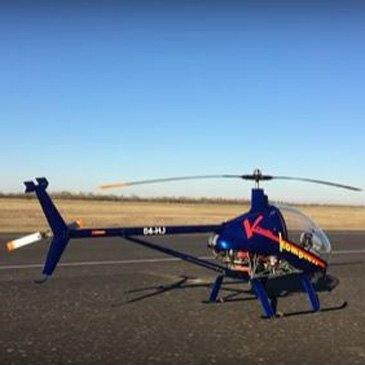 Aérodrome d'Étampes-Mondésir, à 50 min de Chartres, Eure et loir (28) - Stage initiation hélicoptère