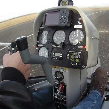 Initiation au Pilotage d'Hélicoptère ULM près de Fontainebleau