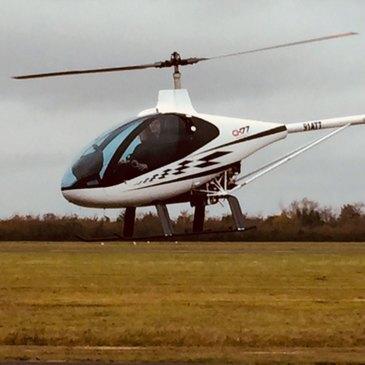 Stage initiation hélicoptère proche Aérodrome d'Étampes-Mondésir, à 50 min de Fontainebleau