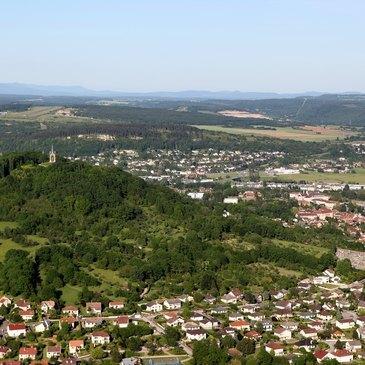 Vesoul, à 1h d'Epinal, Vosges (88) - Baptême de l'air montgolfière