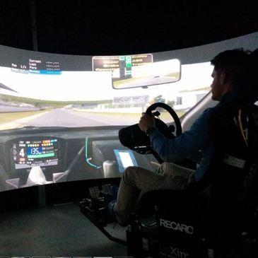 Simulateur de Pilotage Auto à Bordeaux