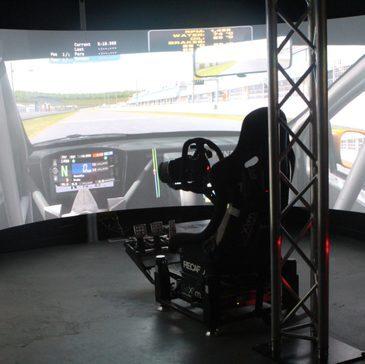 Simulateur de Pilotage Auto, département Gironde