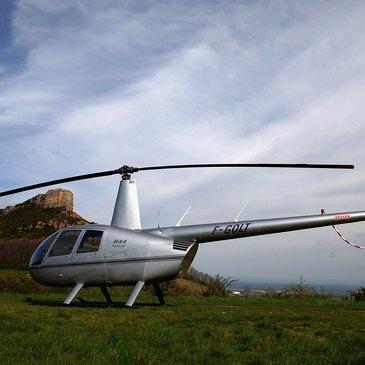 Stage initiation hélicoptère, département Bas rhin