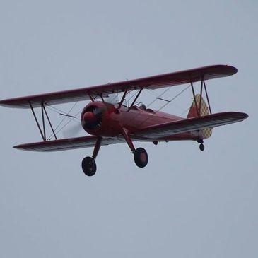 Initiation au Pilotage d'Avion Biplan à Meaux