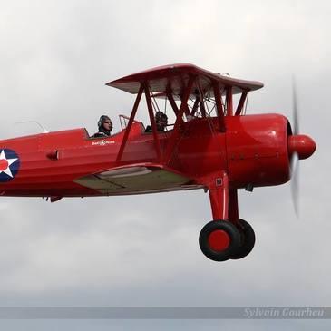 Aérodrome de Meaux-Esbly, Seine et marne (77) - Stage initiation avion