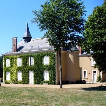 Week end dans un Château, département Mayenne