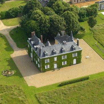 Week end dans un Château en région Pays-de-la-Loire