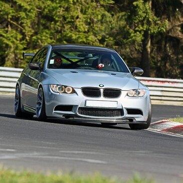 Baptême en BMW M3 - Circuit de Saint-Laurent-de-Mure