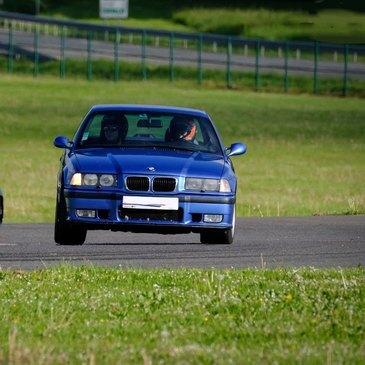 Stage de Pilotage en BMW M3 - Circuit de Saint-Laurent-de-Mûre