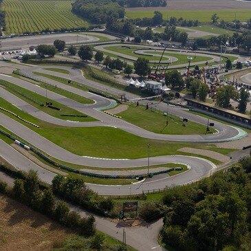 Circuit de Saint-Laurent-de-Mûre, Rhône (69) - Stage de Pilotage Berline Sportive