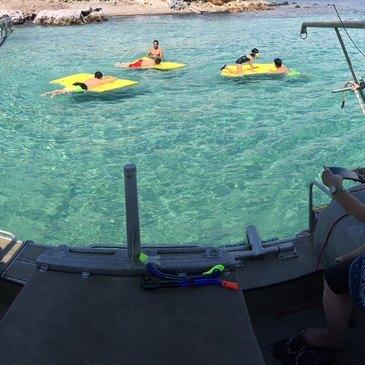 Ajaccio, Corse du Sud (2A) - Balade en bateau