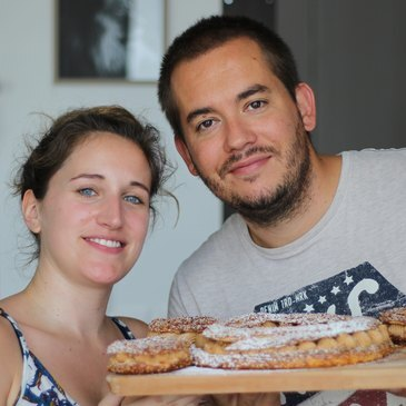 Cours de Pâtisserie à Domicile à Paris et en Île-de-France en région Ile-de-France