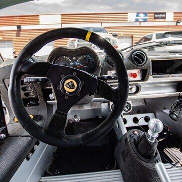 Stage de Pilotage Lotus et Caterham en région Bourgogne
