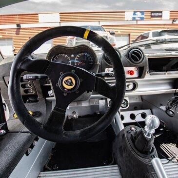 Stage de Pilotage Lotus et Caterham, département Côte d'or