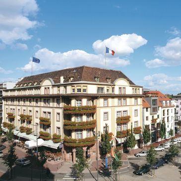 Week-end de Charme à Colmar